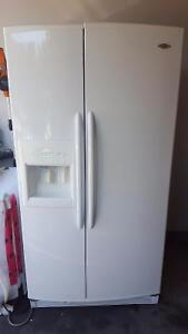 Maytag side by side with ice maker & water