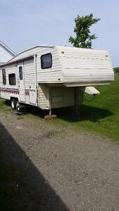 FIFTH WHEEL A VENDRE