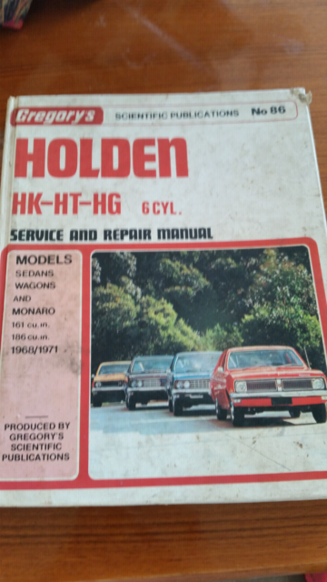 Holden hk ht hg service repair manual textbooks gumtree holden hk ht hg service repair manual textbooks gumtree australia melville area winthrop 1156876391 sciox Gallery