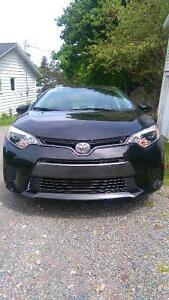 2016 Toyota Corolla LE LEASE TAKEOVER *FEES PAID* *GAS CARD*