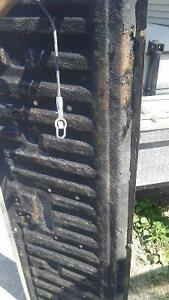 1980-86 f150/f250/f350 tailgate with insert AMAZING COND!! Belleville Belleville Area image 2
