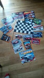 autographed racing collectibles Cambridge Kitchener Area image 1