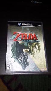 Zelda Twilight Princess pour Gamecube
