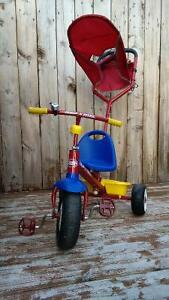 Tricycle pour garcon