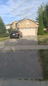 DETACHED BRIGHT 3+2 RAISED BUNGALOW FOR RENT SEP