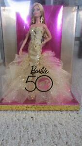 Barbie collector 50th Anniversary Cambridge Kitchener Area image 2