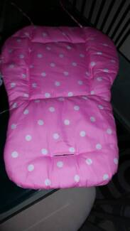 PRAM LINER AND HARNESS COVERS