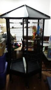 BEAUTIFUL HEXAGON LARGE CAGE FOR SALE