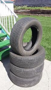 Michelin All Season Good condition tires 215/65/R16 Prince George British Columbia image 5
