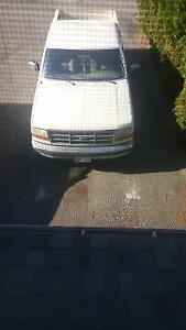 Ford F250 1996 Truck