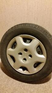 185 65r 14 tires and rims hubcaps