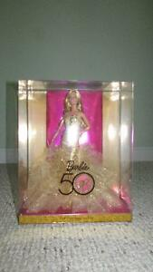 Barbie collector 50th Anniversary Cambridge Kitchener Area image 3