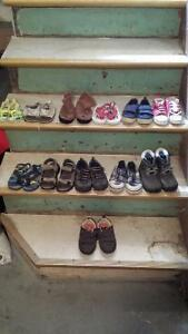 Toddler Boys Shoes/Sandals Stratford Kitchener Area image 1