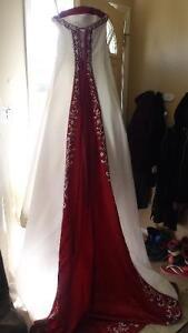 Marc anthony wedding dress