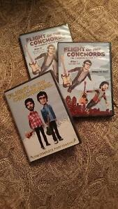 HBO Flight Of The Conchords DVD full seasons