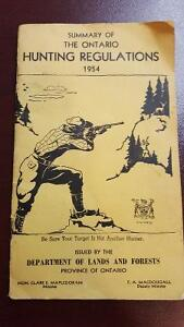 Moose hunting kijiji free classifieds in ontario find for Ontario fishing license