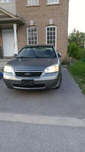 2006 Chevrolet Malibu LS Sedan $1000 or Best Offer Peterborough Peterborough Area image 1