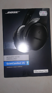 Bose QC25 Special Edition Elimbah Caboolture Area Preview