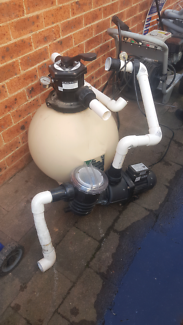 Pool of pump and pool cleaner
