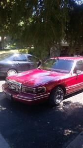 1993 Lincoln Town car lowrider