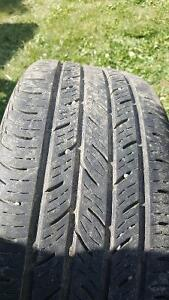 Tires and rims brand new
