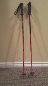 Children's Downhill Ski Poles