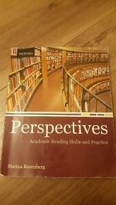 Perspective Academic Reading Skills and Practice - English book