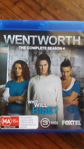 Wentworth season 4 blu-ray Cranbourne East Casey Area Preview