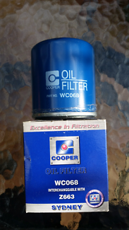 Holden  commodore 6ltr (engine oil filter)