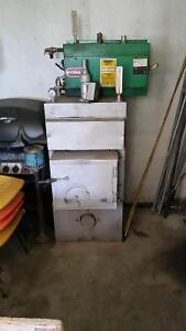 Système de chauffage à l'eau chaude