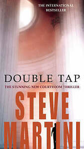 Double Tap, Martini, Steve | Paperback Book | Acceptable | 9780755331284