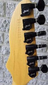 *NEW lower price -1984 Guild Flyer S280 rare single pickup model West Island Greater Montréal image 4