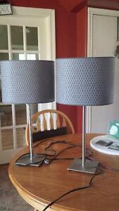 St. Stephen - Two Table Lamps
