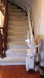 Stair lifts like new! $1499 installed!! Chair lift!! Stairlift!! Peterborough Peterborough Area image 2