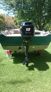 15HP outboard for sale