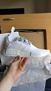 CHEAP Adidas NMD all white sz8.5 Ashfield Ashfield Area Preview