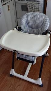 peg perego high chair/chaise haute
