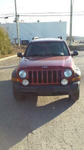 Jeep liberty renegade 06