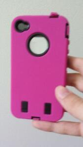 silicone protective case iphone 4 London Ontario image 2