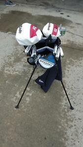Right hand Taylor made RSI 1 and R15 Driver and wood