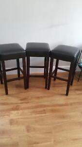 Beautiful bar stools