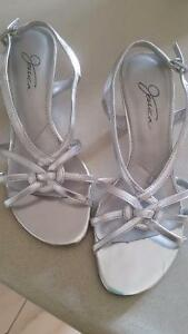 Dressy Silver shoes