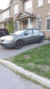 2006 Chevrolet Malibu LS Sedan $1000 or Best Offer Peterborough Peterborough Area image 3
