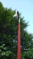 Antique Light Post