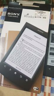 Sony Reader WIFI touch Black