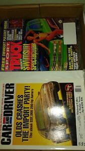 80's and 90's car and truck magazines Windsor Region Ontario image 1