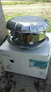 """6"""" Round Chimney Cap of Stainless Steel"""