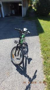 2 boy bikes - less that one season used (see all the pictures) West Island Greater Montréal image 10