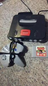 Nintendo 64 with expansion pack *REDUCED PRICE*