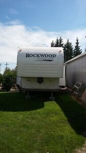 Reduced !Used five times 2008 Rockwood Signature Ultralight